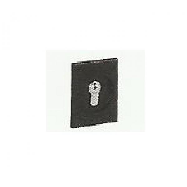 serrure ext rieur avec deux points de fermeture portes de garage sur mesure aamis. Black Bedroom Furniture Sets. Home Design Ideas