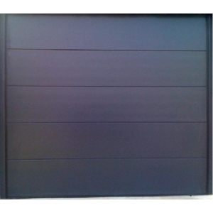 Autan porte de garage sectionnelle portes de garage sur mesure aamis - Porte de garage sectionnelle gris anthracite ...