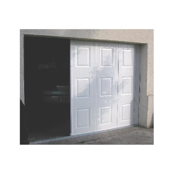 Porte de garage d placement lat ral m diterann e for Porte de garage en promotion