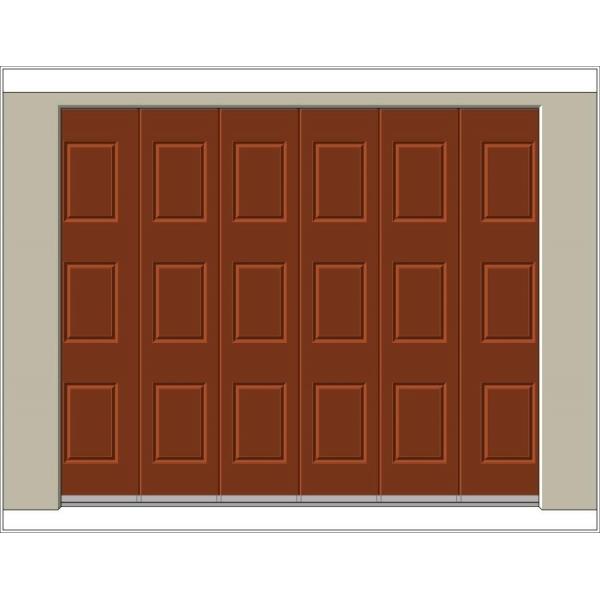 porte de garage d placement lat ral pacifik. Black Bedroom Furniture Sets. Home Design Ideas