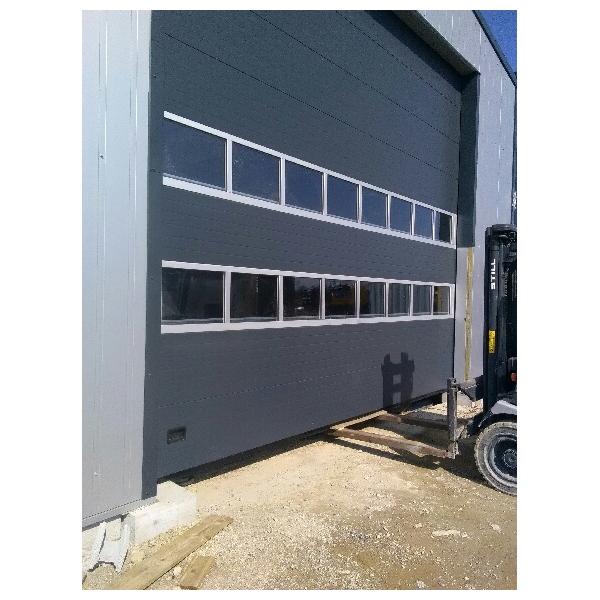 Porte De Garage Industrielle Zephir
