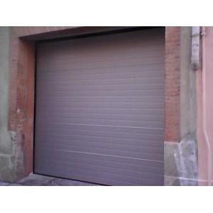 Alizée Gris - porte de garage