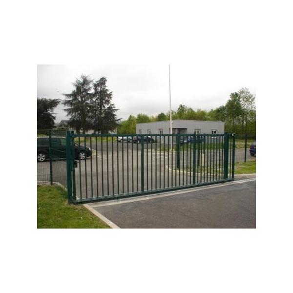 Portail industriel sur mesure gobi 8000 mm portes de for Portail de garage sectionnel sur mesure