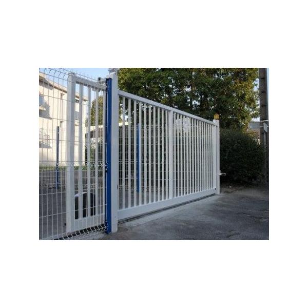 Portail industriel sur mesure karakoum 9000 portes de for Portail garage sur mesure