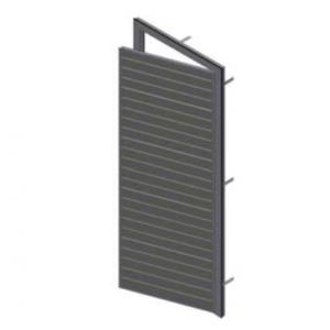 Porte de service sur mesure portes de garage sur mesure aamis - Porte garage sur mesure ...