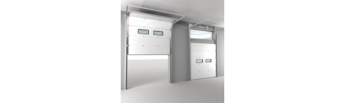 Industrielle portes de garage sur mesure aamis for Aamis porte de garage