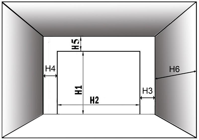 Porte De Garage à Déplacement Latéral Pacifik - Largeur porte garage